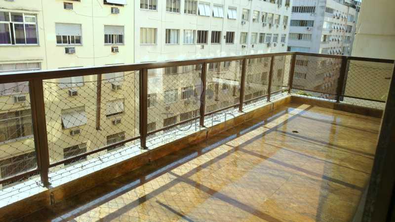 01 - Apartamento Rua Leopoldo Miguez,Copacabana,Rio de Janeiro,RJ Para Alugar,3 Quartos,260m² - LCO-LM3004 - 1