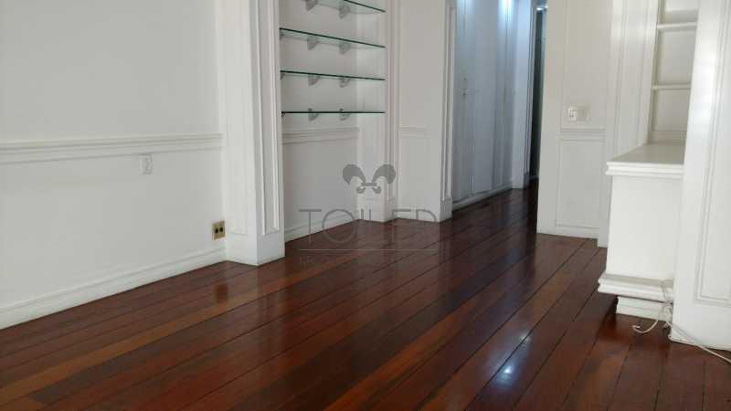11 - Apartamento Rua Leopoldo Miguez,Copacabana,Rio de Janeiro,RJ Para Alugar,3 Quartos,260m² - LCO-LM3004 - 12