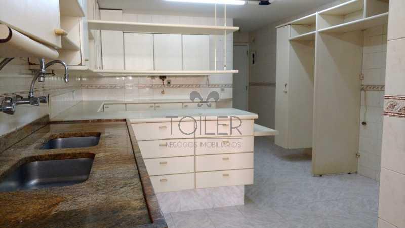 18 - Apartamento Rua Leopoldo Miguez,Copacabana,Rio de Janeiro,RJ Para Alugar,3 Quartos,260m² - LCO-LM3004 - 19