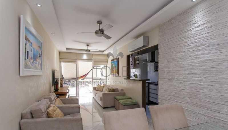 02 - Apartamento Rua Vilhena de Morais,Barra da Tijuca,Rio de Janeiro,RJ À Venda,2 Quartos,75m² - BT-VM2001 - 3