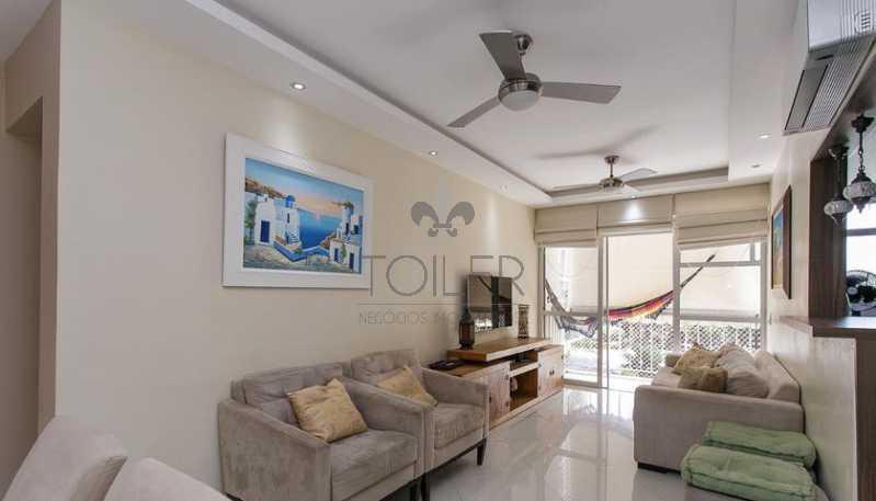 04 - Apartamento Rua Vilhena de Morais,Barra da Tijuca,Rio de Janeiro,RJ À Venda,2 Quartos,75m² - BT-VM2001 - 5