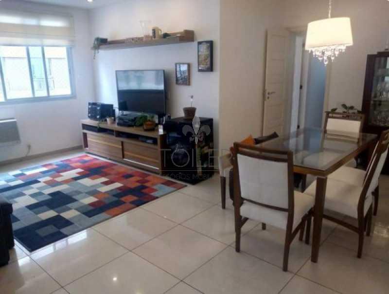 01 - Apartamento À Venda - Jardim Botânico - Rio de Janeiro - RJ - JB-LP4001 - 1