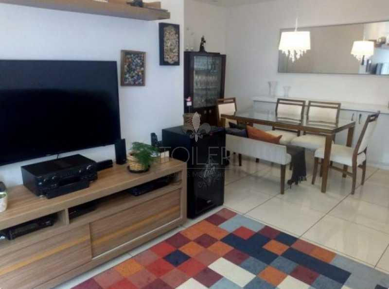02 - Apartamento À Venda - Jardim Botânico - Rio de Janeiro - RJ - JB-LP4001 - 3