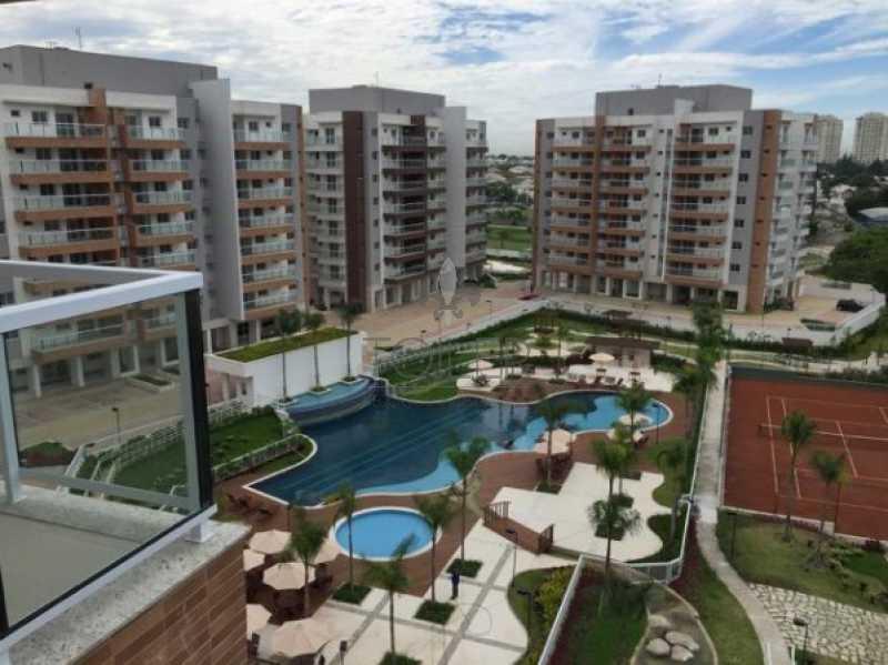 01 - Apartamento Rua Paulo Moura (Cond Alphaville),Barra da Tijuca,Rio de Janeiro,RJ À Venda,4 Quartos,120m² - BT-PM4001 - 1