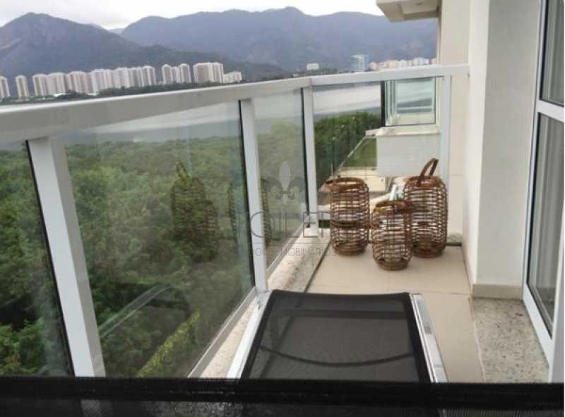 03 - Apartamento Rua Paulo Moura (Cond Alphaville),Barra da Tijuca,Rio de Janeiro,RJ À Venda,4 Quartos,120m² - BT-PM4001 - 4