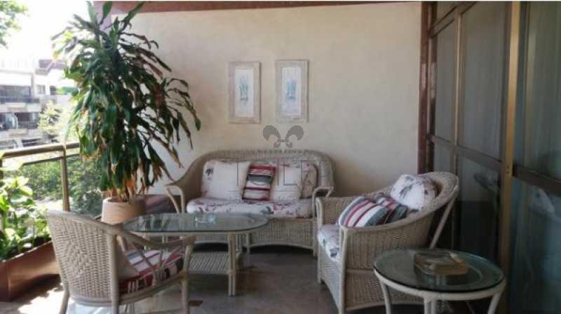 05 - Apartamento Avenida Rodolfo Amoedo,Barra da Tijuca,Rio de Janeiro,RJ À Venda,4 Quartos,225m² - BT-RA4001 - 6