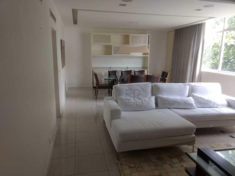 02 - Apartamento Rua José Linhares,Leblon,Rio de Janeiro,RJ À Venda,3 Quartos,180m² - LB-JL3023 - 3