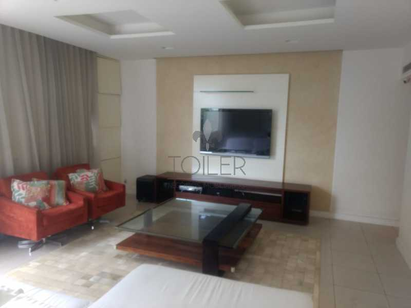 03 - Apartamento Rua José Linhares,Leblon,Rio de Janeiro,RJ À Venda,3 Quartos,180m² - LB-JL3023 - 4