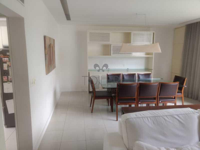 04 - Apartamento Rua José Linhares,Leblon,Rio de Janeiro,RJ À Venda,3 Quartos,180m² - LB-JL3023 - 5