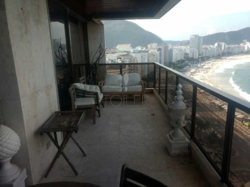 07 - Apartamento à venda Avenida Atlântica,Copacabana, Rio de Janeiro - R$ 10.500.000 - CO-AA4036 - 8