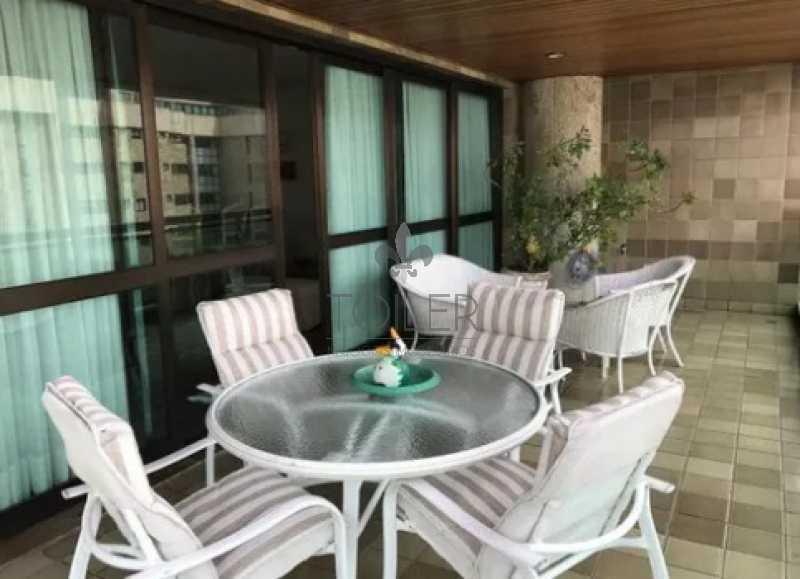 02 - Apartamento Avenida Lúcio Costa,Barra da Tijuca,Rio de Janeiro,RJ À Venda,4 Quartos,290m² - BT-LC4001 - 3