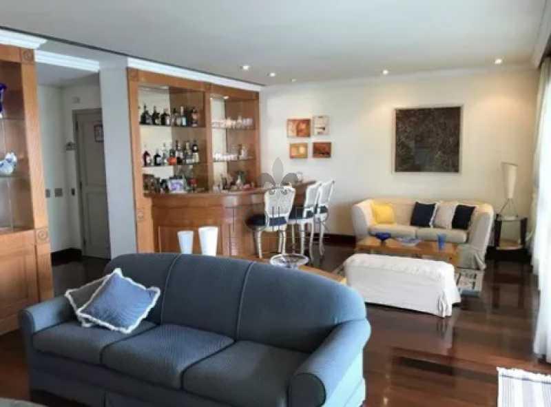 03 - Apartamento Avenida Lúcio Costa,Barra da Tijuca,Rio de Janeiro,RJ À Venda,4 Quartos,290m² - BT-LC4001 - 4