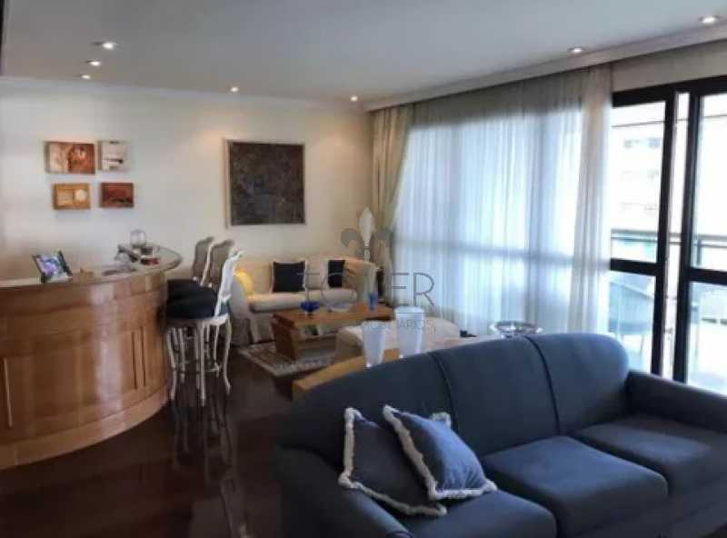 04 - Apartamento Avenida Lúcio Costa,Barra da Tijuca,Rio de Janeiro,RJ À Venda,4 Quartos,290m² - BT-LC4001 - 5