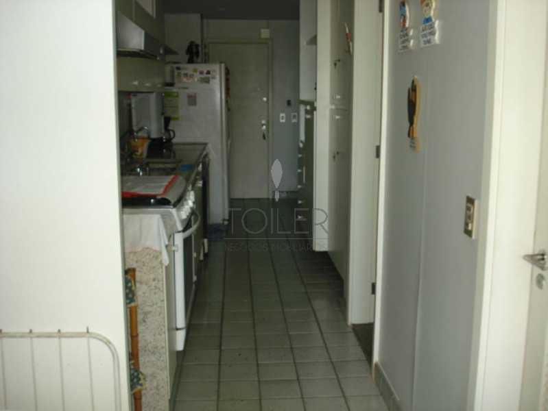 08 - Apartamento Avenida Lúcio Costa,Barra da Tijuca,Rio de Janeiro,RJ À Venda,4 Quartos,290m² - BT-LC4001 - 9