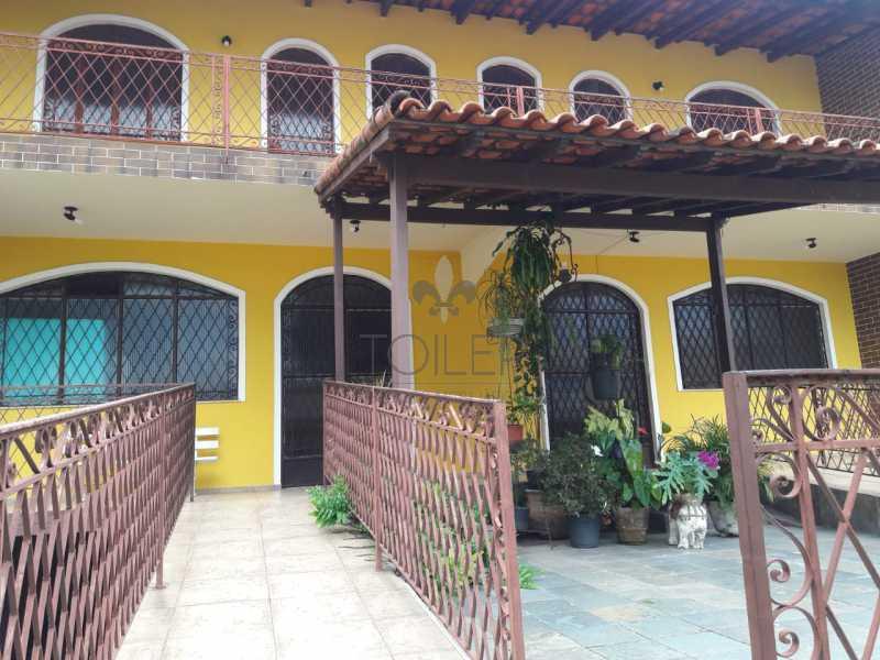 01 - Casa à venda Rua Potirendaba,Vila Valqueire, Rio de Janeiro - R$ 1.200.000 - VV-RP2001 - 1
