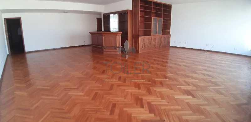 02 - Apartamento Rua Joaquim Nabuco,Ipanema,Rio de Janeiro,RJ Para Alugar,4 Quartos,212m² - LIP-JN4002 - 3