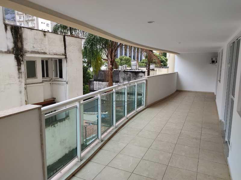 01 - Apartamento 3 quartos para alugar Botafogo, Rio de Janeiro - R$ 4.200 - LBO-DF3004 - 1