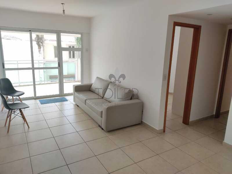 02 - Apartamento 3 quartos para alugar Botafogo, Rio de Janeiro - R$ 4.200 - LBO-DF3004 - 3