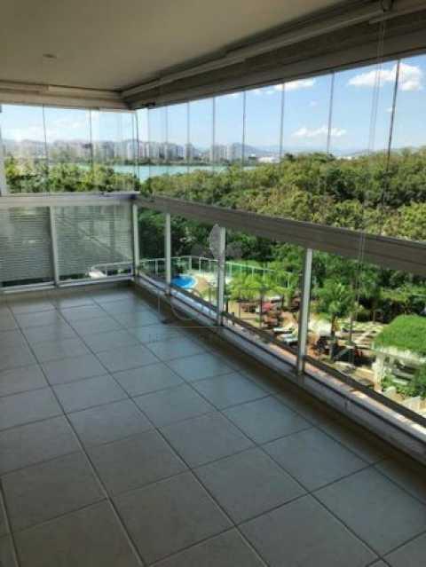 01 - Apartamento Rua Coronel Aviador Antônio Arthur Braga,Barra da Tijuca,Rio de Janeiro,RJ À Venda,3 Quartos,110m² - BT-AB3002 - 1