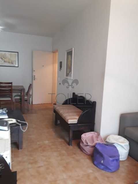 02 - Apartamento Rua Roberto Dias Lópes,Leme,Rio de Janeiro,RJ À Venda,2 Quartos,85m² - LE-DL2001 - 3