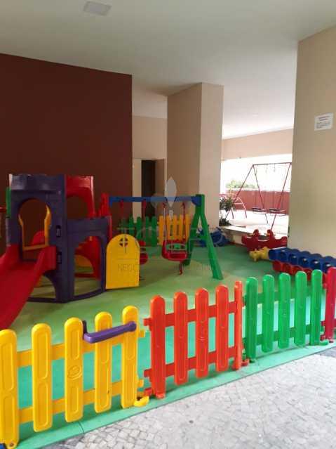 18 - Apartamento Rua Roberto Dias Lópes,Leme,Rio de Janeiro,RJ À Venda,2 Quartos,85m² - LE-DL2001 - 19