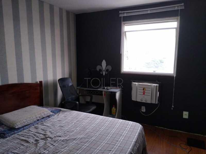 04 - Apartamento Rua Caiapó,Engenho Novo, Rio de Janeiro, RJ À Venda, 3 Quartos, 77m² - EN-RC3001 - 5