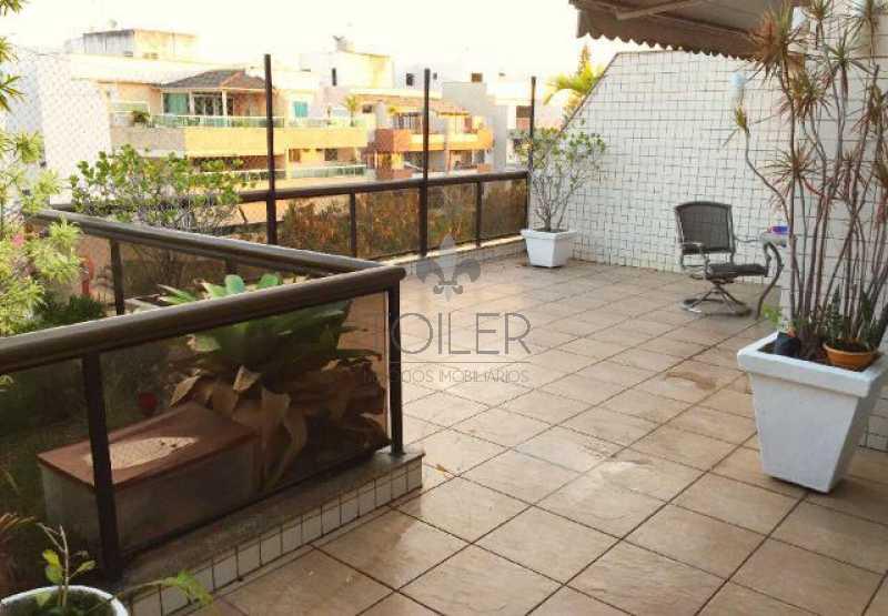 01 - Cobertura à venda Avenida Genaro de Carvalho,Recreio dos Bandeirantes, Rio de Janeiro - R$ 1.260.000 - RE-GC5001 - 1