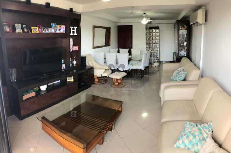 03 - Cobertura à venda Avenida Genaro de Carvalho,Recreio dos Bandeirantes, Rio de Janeiro - R$ 1.260.000 - RE-GC5001 - 4