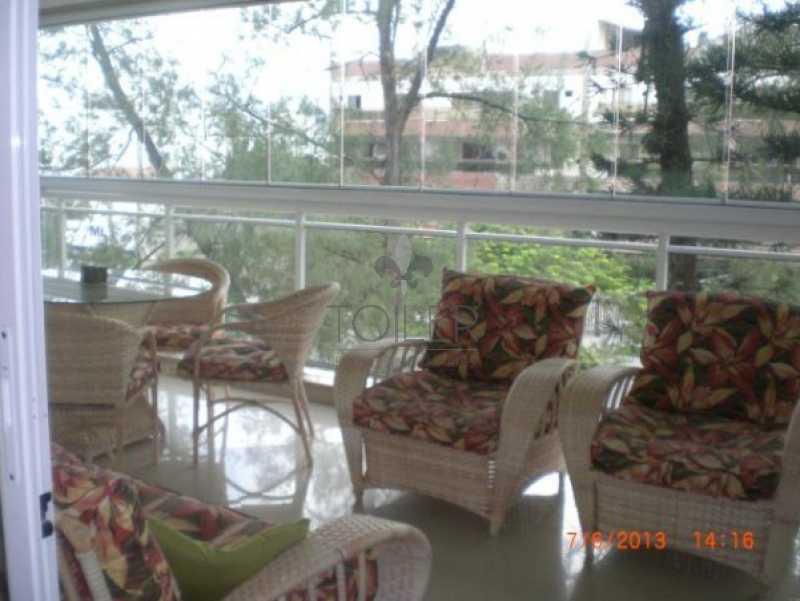 02 - Apartamento À Venda - Recreio dos Bandeirantes - Rio de Janeiro - RJ - RE-BN3001 - 3