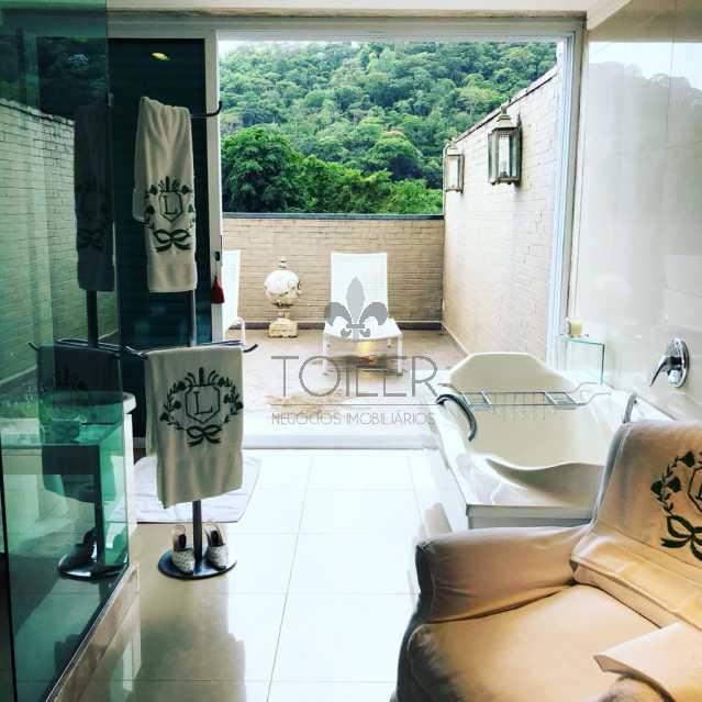 12 - Casa Rua Barão de Oliveira Castro,Jardim Botânico,Rio de Janeiro,RJ À Venda,3 Quartos,600m² - JB-BO3001 - 13
