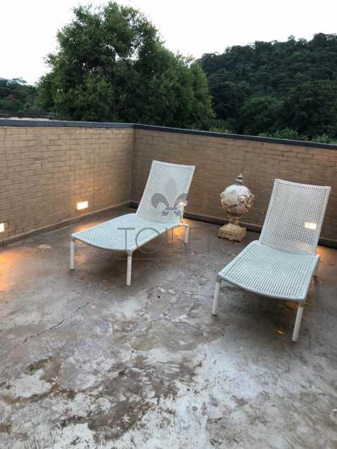 19 - Casa Rua Barão de Oliveira Castro,Jardim Botânico,Rio de Janeiro,RJ À Venda,3 Quartos,600m² - JB-BO3001 - 20