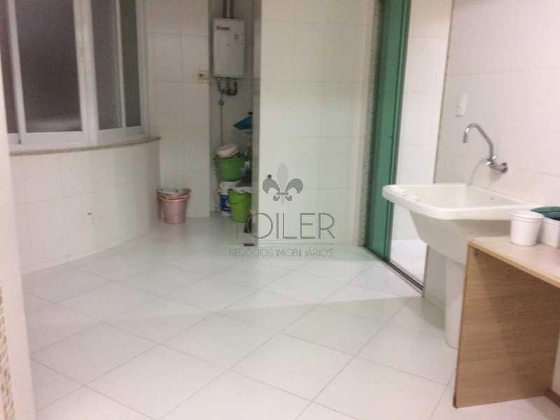 20 - Apartamento à venda Avenida Atlântica,Leme, Rio de Janeiro - R$ 4.600.000 - LE-AA3001 - 21