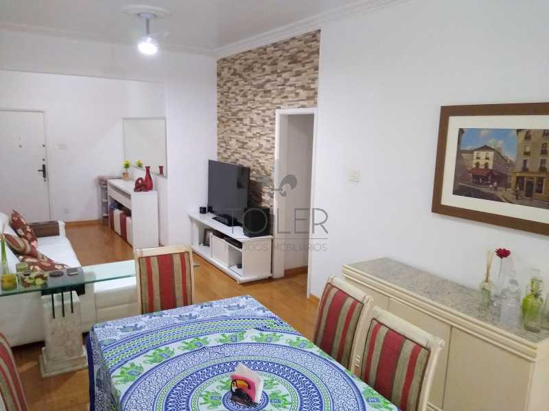 02 - Apartamento à venda Rua Oito de Dezembro,Maracanã, Rio de Janeiro - R$ 600.000 - VI-OD3001 - 3