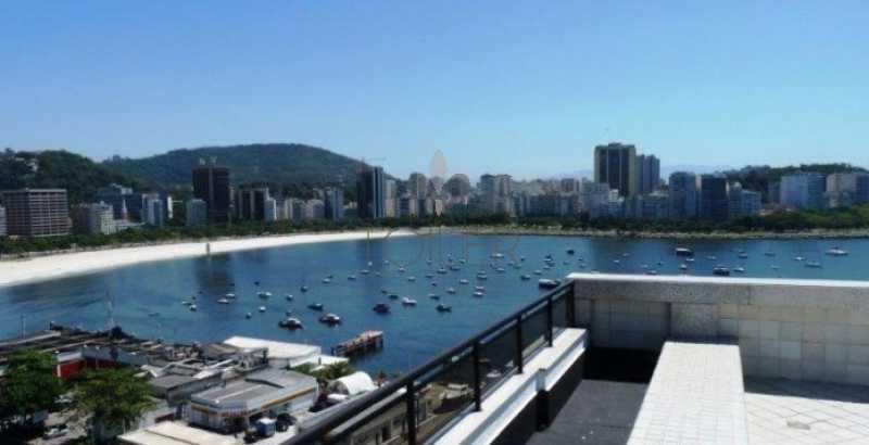 01 - Cobertura À Venda - Botafogo - Rio de Janeiro - RJ - BO-AP3001 - 1