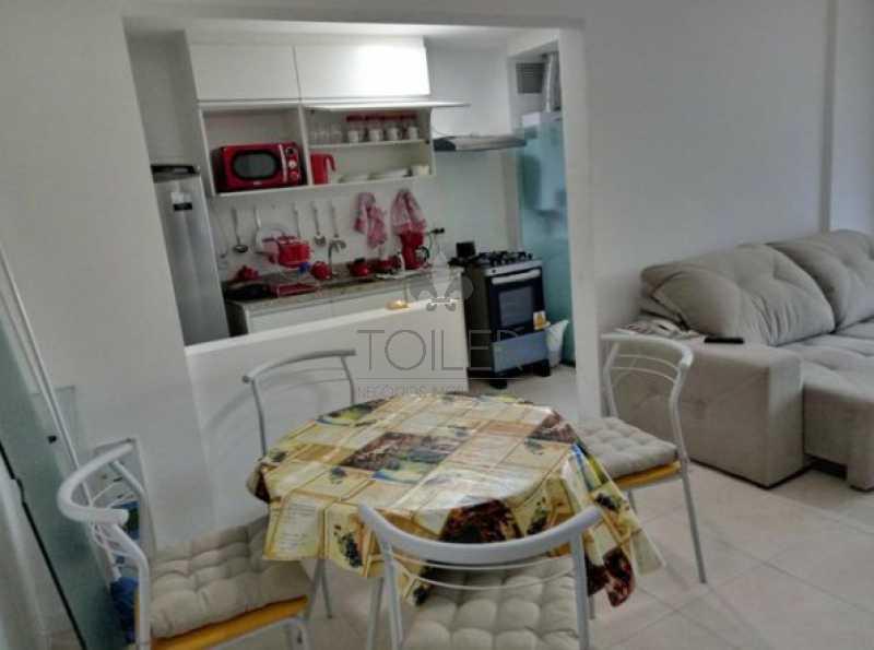 03 - Apartamento Rua Nilton Santos,Recreio dos Bandeirantes,Rio de Janeiro,RJ À Venda,2 Quartos,65m² - LRE-NS2001 - 4