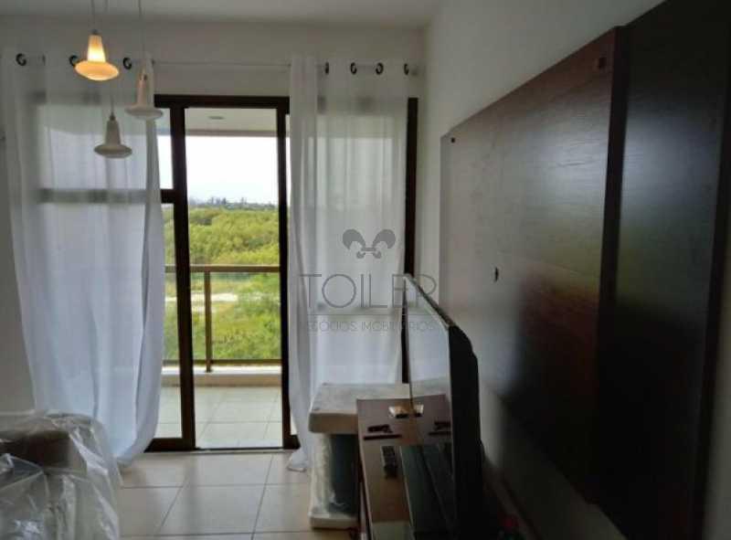 04 - Apartamento Rua Nilton Santos,Recreio dos Bandeirantes,Rio de Janeiro,RJ À Venda,2 Quartos,65m² - LRE-NS2001 - 5