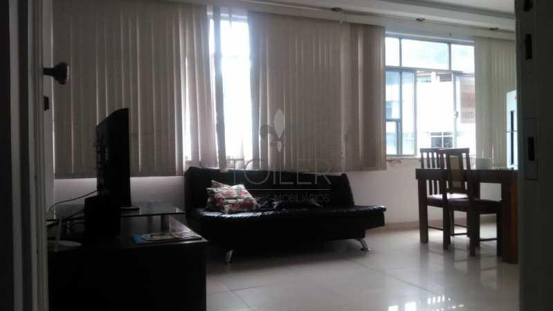 01 - Apartamento Rua Gomes Carneiro,Ipanema, Rio de Janeiro, RJ À Venda, 3 Quartos, 100m² - IP-GC3004 - 1