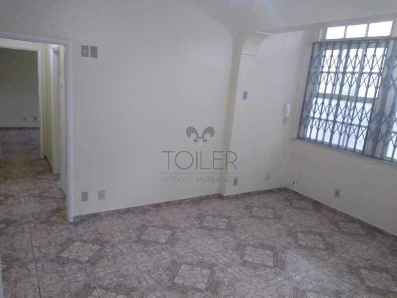 02 - Apartamento para venda e aluguel Rua Maia Lacerda,Estácio, Rio de Janeiro - R$ 400.000 - ES-ML2001 - 3