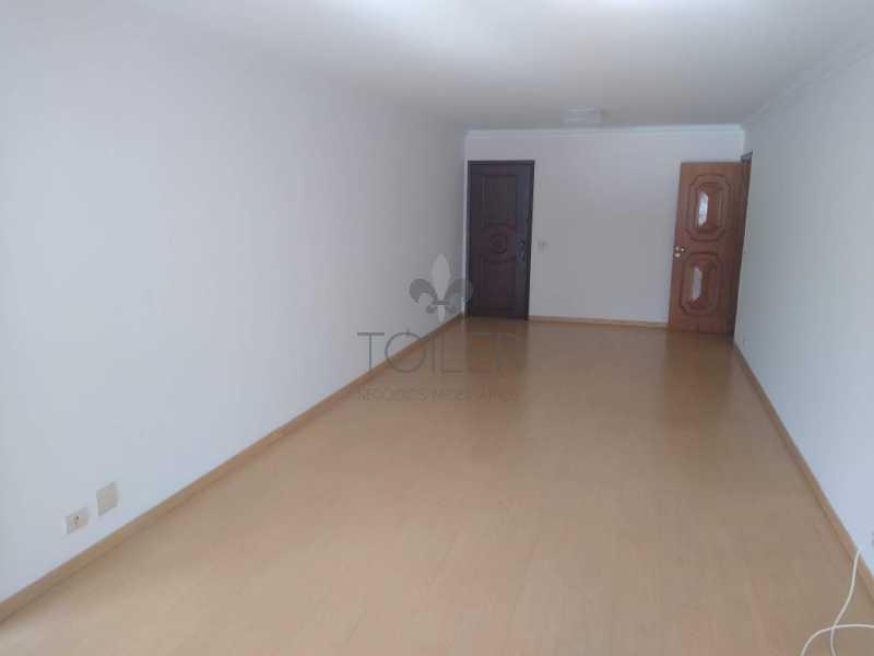02 - Apartamento Para Alugar - Lagoa - Rio de Janeiro - RJ - LLA-EP3001 - 3