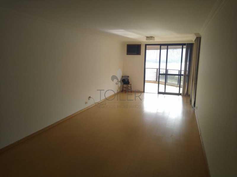 03 - Apartamento Para Alugar - Lagoa - Rio de Janeiro - RJ - LLA-EP3001 - 4