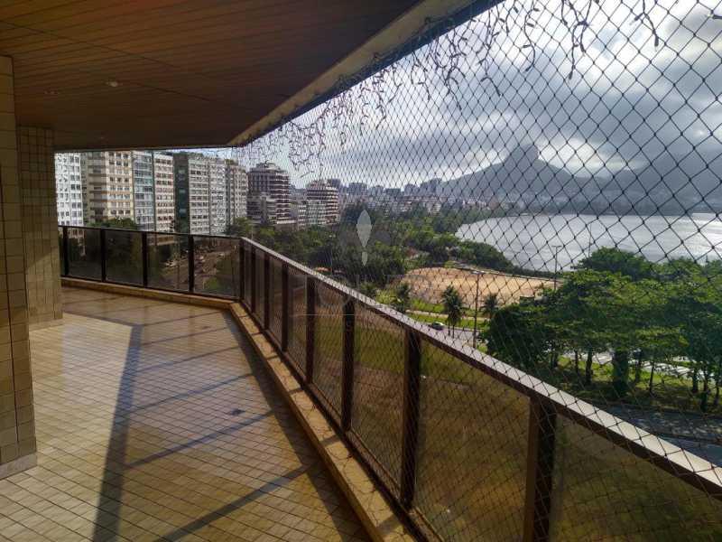 04 - Apartamento Para Alugar - Lagoa - Rio de Janeiro - RJ - LLA-EP3001 - 5