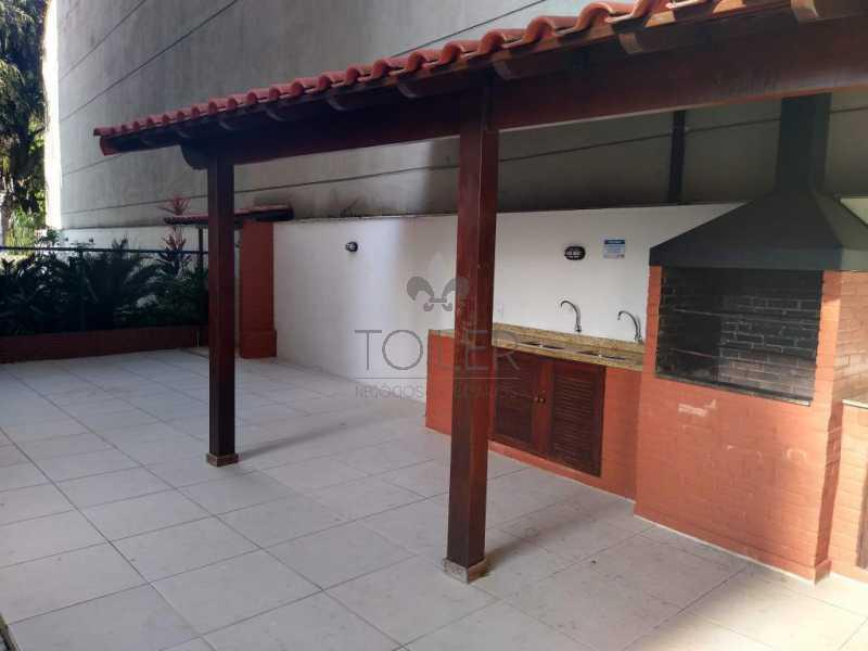 17 - Apartamento Para Alugar - Lagoa - Rio de Janeiro - RJ - LLA-EP3001 - 18