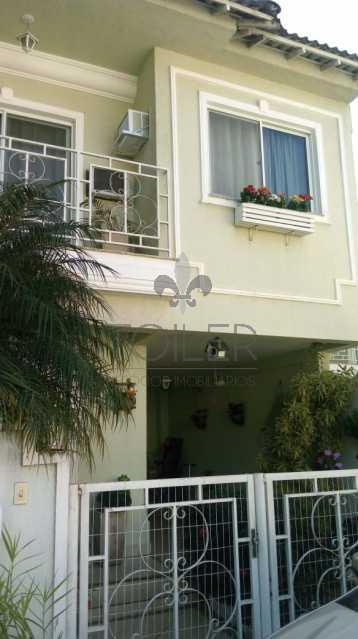 01 - Casa em Condomínio à venda Estrada Curumau,Taquara, Rio de Janeiro - R$ 560.000 - TA-EC4001 - 1