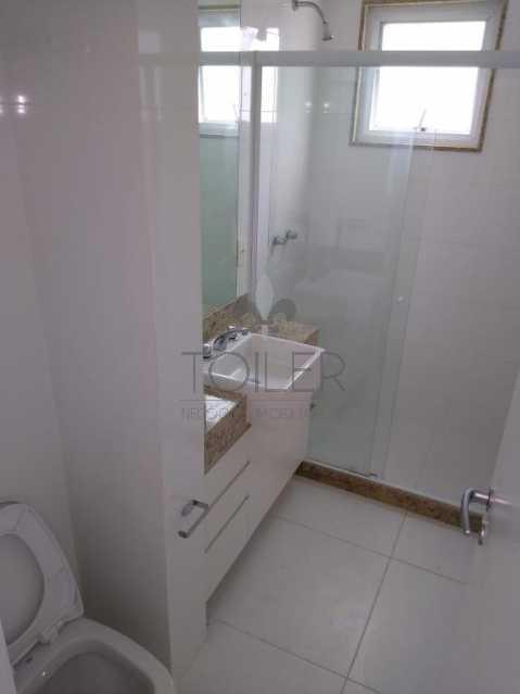 8 - Cobertura Avenida General San Martin,Leblon,Rio de Janeiro,RJ Para Alugar,2 Quartos,178m² - LLE-GS2002 - 9