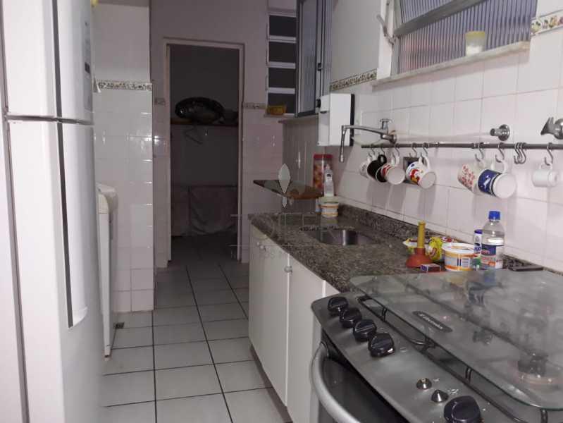 11 - Apartamento Rua João Afonso,Humaitá,Rio de Janeiro,RJ Para Venda e Aluguel,2 Quartos,75m² - LHU-JA2001 - 12
