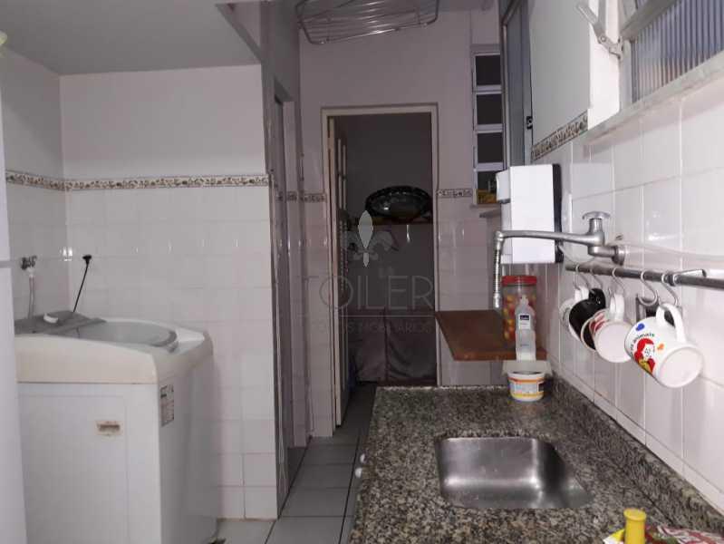 14 - Apartamento Rua João Afonso,Humaitá,Rio de Janeiro,RJ Para Venda e Aluguel,2 Quartos,75m² - LHU-JA2001 - 15