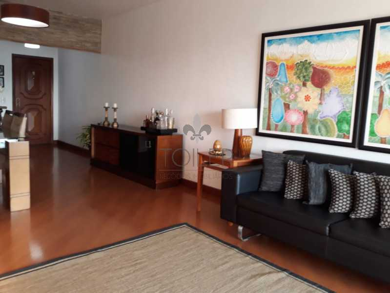 02 - Apartamento Rua Santa Luísa,Maracanã,Rio de Janeiro,RJ À Venda,3 Quartos,126m² - MA-SL3001 - 3