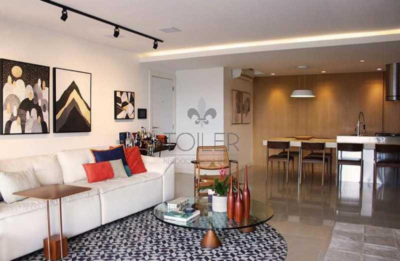 01. - Apartamento À Venda - Barra da Tijuca - Rio de Janeiro - RJ - BT-AF3001 - 1