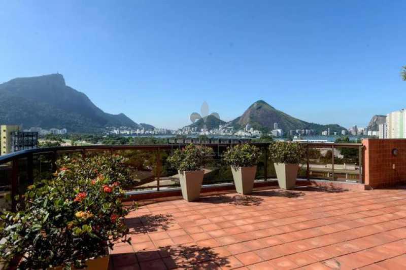 01 - Apartamento Rua Adalberto Ferreira,Leblon, Rio de Janeiro, RJ À Venda, 2 Quartos, 100m² - LB-AF2002 - 1