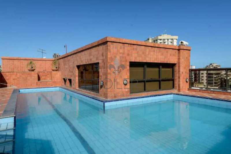 02 - Apartamento Rua Adalberto Ferreira,Leblon, Rio de Janeiro, RJ À Venda, 2 Quartos, 100m² - LB-AF2002 - 3